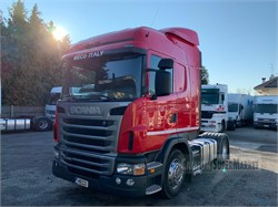 SCANIA G420  used