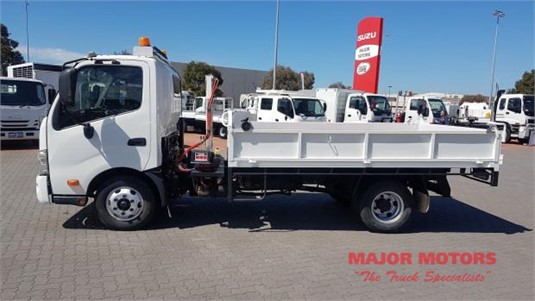 2012 Hino other Major Motors - Trucks for Sale