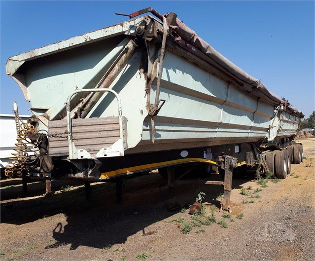 2010 Sa Truck Bodies Side Tipper Link For Sale In Pretoria Gauteng South Africa Truckpaper Com