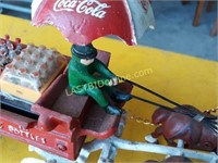 Vintage Coca-Cola Carriage #1