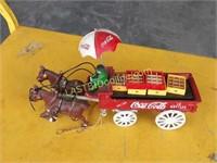 Vintage Coca-Cola Carriage #2