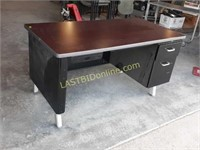 Metal Frame Desk #2