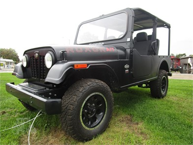 Mahindra Roxor Classic For Sale 5 Listings Tractorhouse Com