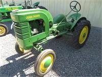 John Deere Model L Wheel Tractor