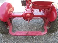 McCormick Farmall Model B Wheel Tractor