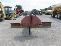 14' Rhino Hydraulic Heavy Duty Angle Blade
