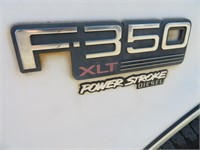 (DMV) 1997 Ford F-350 XL Pickup