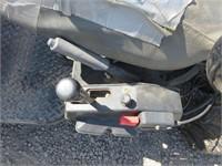 OFF-ROAD Kawasaki Mule 550 2 Seater Side x Side