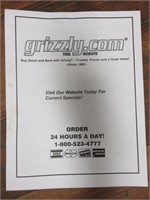 """Grizzly 10"""" Sliding Table Saw"""