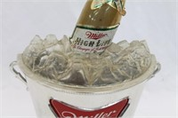 Miller High Life Beer Wall Advertisment