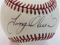 Tony Olivia Signed Official Baseball