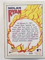 1991 Pacific Nolan Ryan 120 Card Set