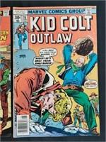 (3) Vintage Marvel Western Comic Books