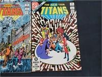 (10) Vintage DC Comic Books Swamp Thing