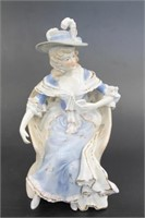 Ardalt Colonial Seated Woman Figurine