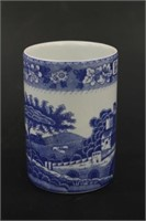 Spode Blue Room Bay Spice Container