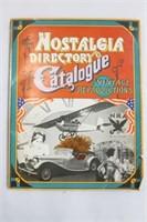 1976 Nostaldia Directory Catalogue