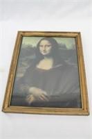 Mona Lisa Da Vinci Print