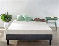 "ZINUS FULL 6"" MEMORY FOAM MATTRESS"