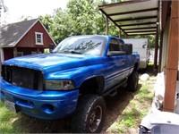 2000 Dodge RAM 1500 - Project Truck
