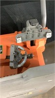 """Ridgid 10"""" Compact Table Saw with Stand-"""