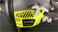 "Ryobi Gas Powered 16"" Chain Saw-"