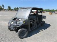(DMV) 2014 Polaris Ranger Crew Cab Side x Side
