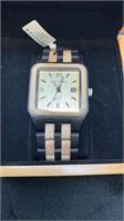 Kalifano Wood-Made Watch-