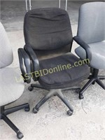 5 Office Chairs