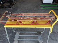 Vintage Royal Racer Sled