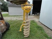Randy Hamel Farm Machinery Auction