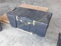 3 Black Storage Totes