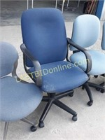 6 Office Chairs