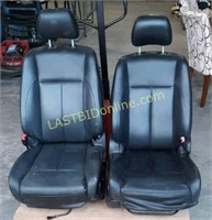 Leather Front Seats for Nissan Altima