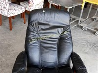 Mini Recliner with Foot Stool