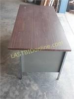 Metal Frame Desk #1