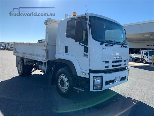 2008 Isuzu FVR Blacklocks Truck Centre - Trucks for Sale