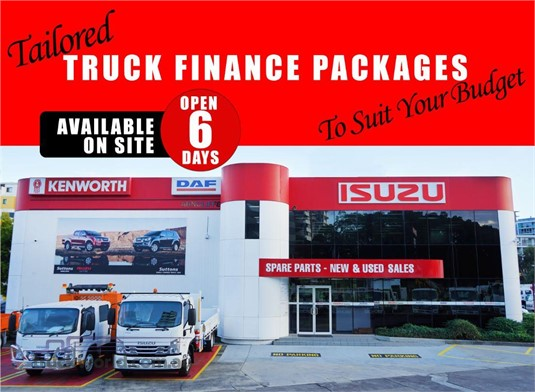 2019 Isuzu FXZ 240 350 Suttons Trucks - Trucks for Sale