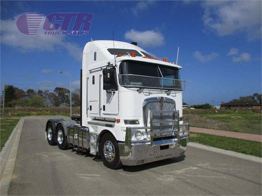 2012 Kenworth K200 CTR Truck Sales - Trucks for Sale