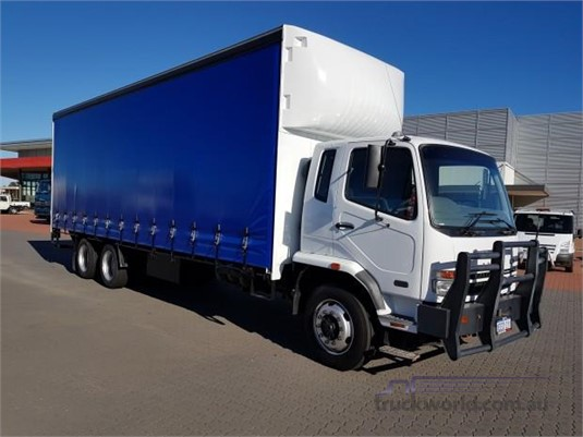 2009 Fuso Fighter FN14 - Trucks for Sale