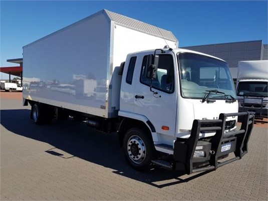 2013 Fuso Fighter 1627 - Trucks for Sale