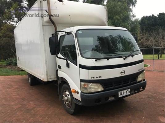 2004 Hino Dutro 8500 - Trucks for Sale