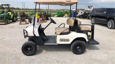 2008 EZ-GO WORKHORSE 2+2 GAS GOLF CART Other Auction Results ... on