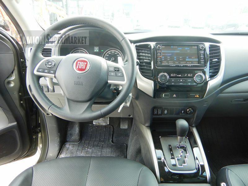 Fiat FULLBACK used 2017 Marche