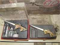 Tool Box, Compressor and more