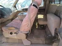 (DMV) 2005 Ford F-250 XLT Super Duty Flatbed Goose