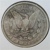 1887-O 90% Silver Morgan $1 Dollar