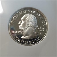 2005-S NGC PF69 Ultra Cameo Minnesota Quarter