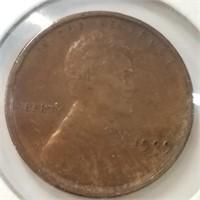1909 & 1909 V.D.B. Wheat Pennies Cents
