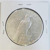 1926-S 90% Silver Peace Dollar